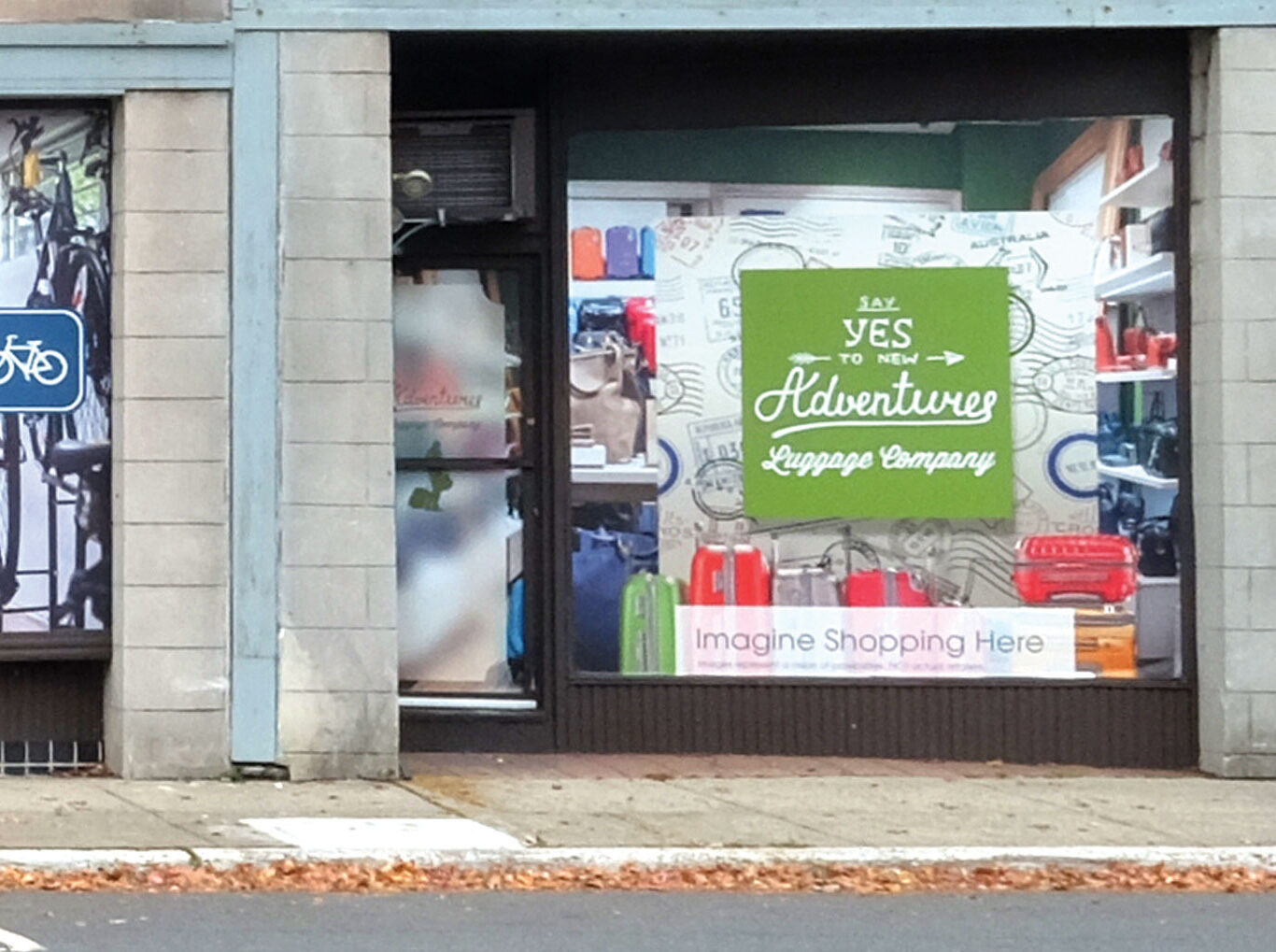 Springfield BID Window Graphics